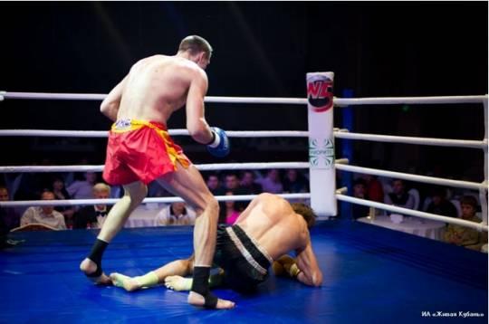 Дмитрий Шакута отобрал пояс чемпиона W5 у Александра Стецуренко